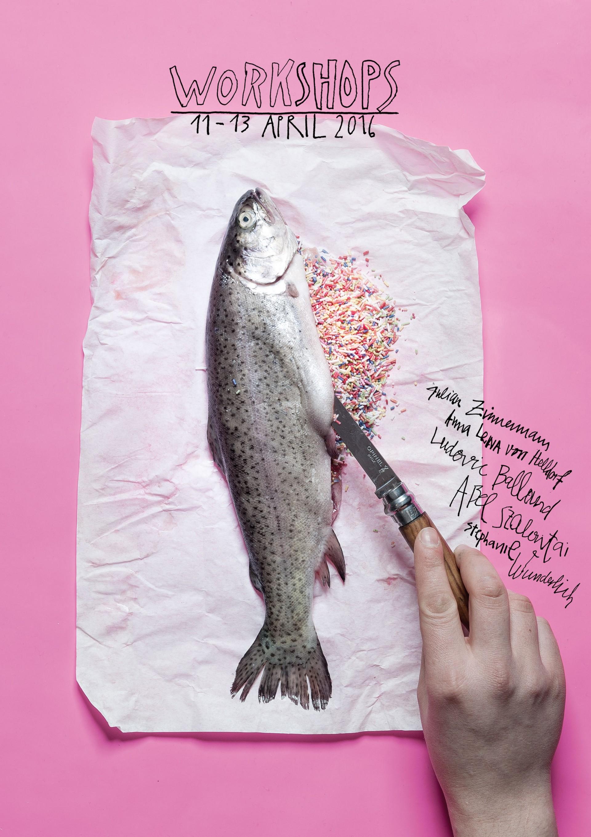 Anna Kiosse Poster I