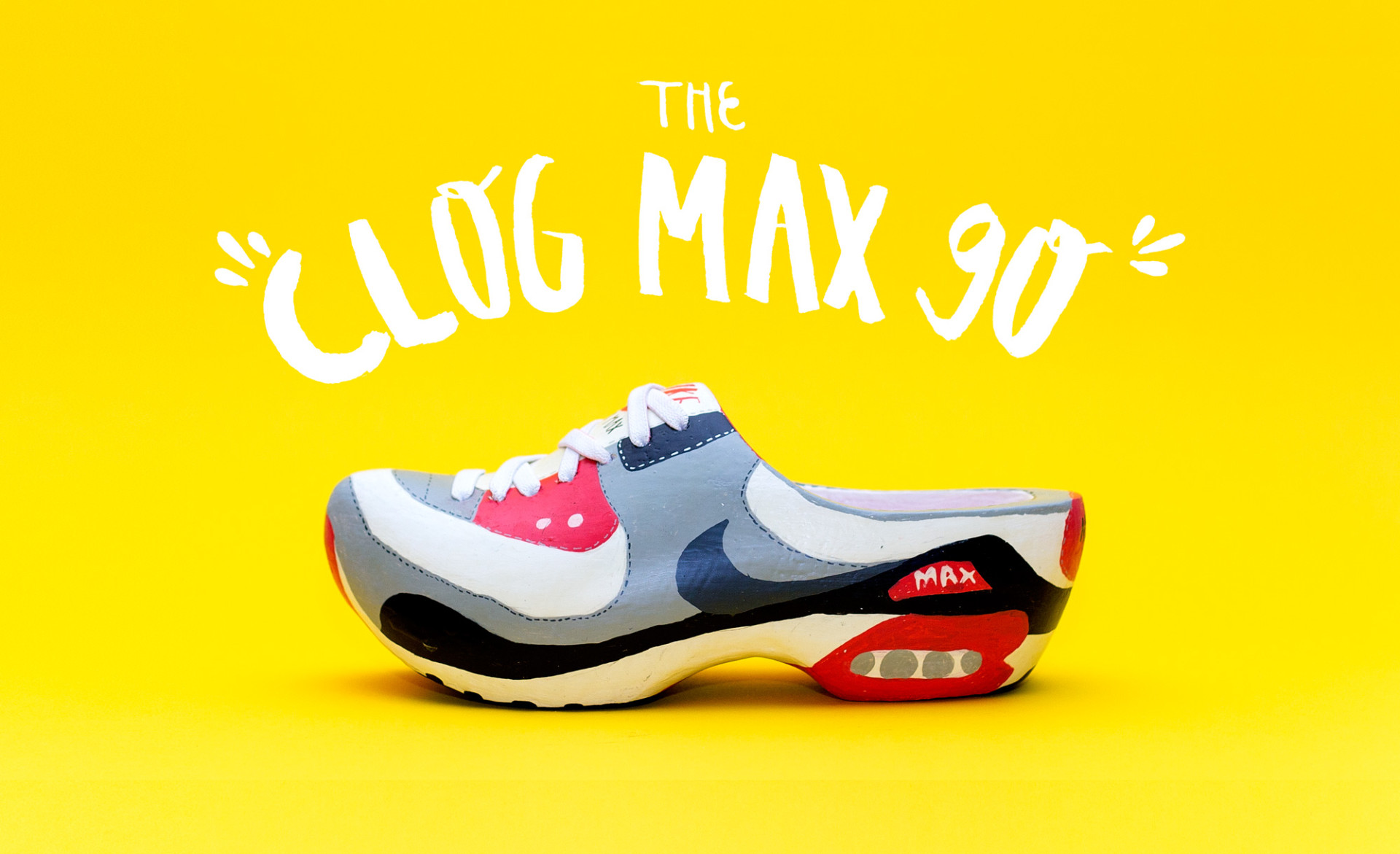 Anna Kiosse Clog Max 90′