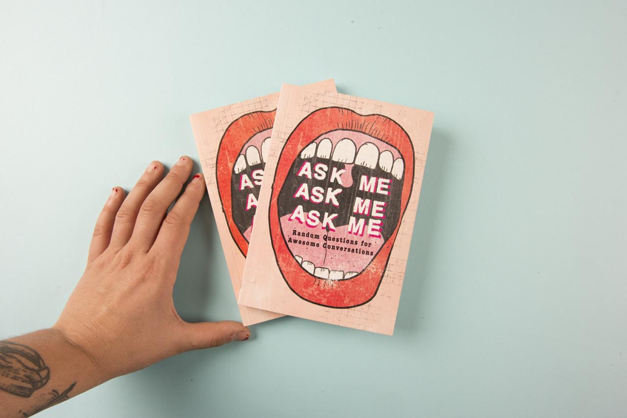 Anna Kiosse ASK ME, ASK ME, ASK ME. Copy