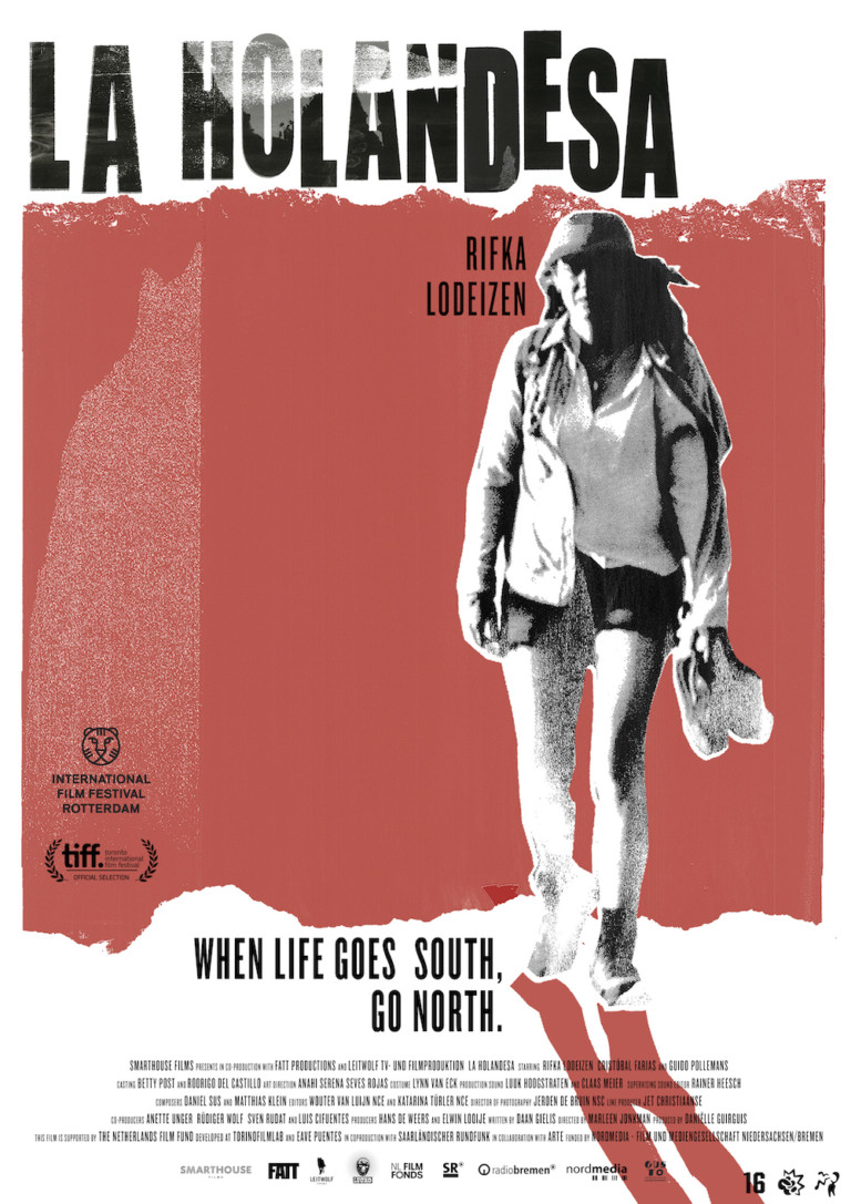 Anna Kiosse La Holandesa — Movie Poster & Titles