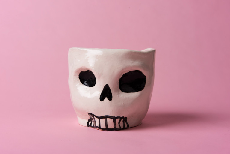 Anna Kiosse Cool Ceramics