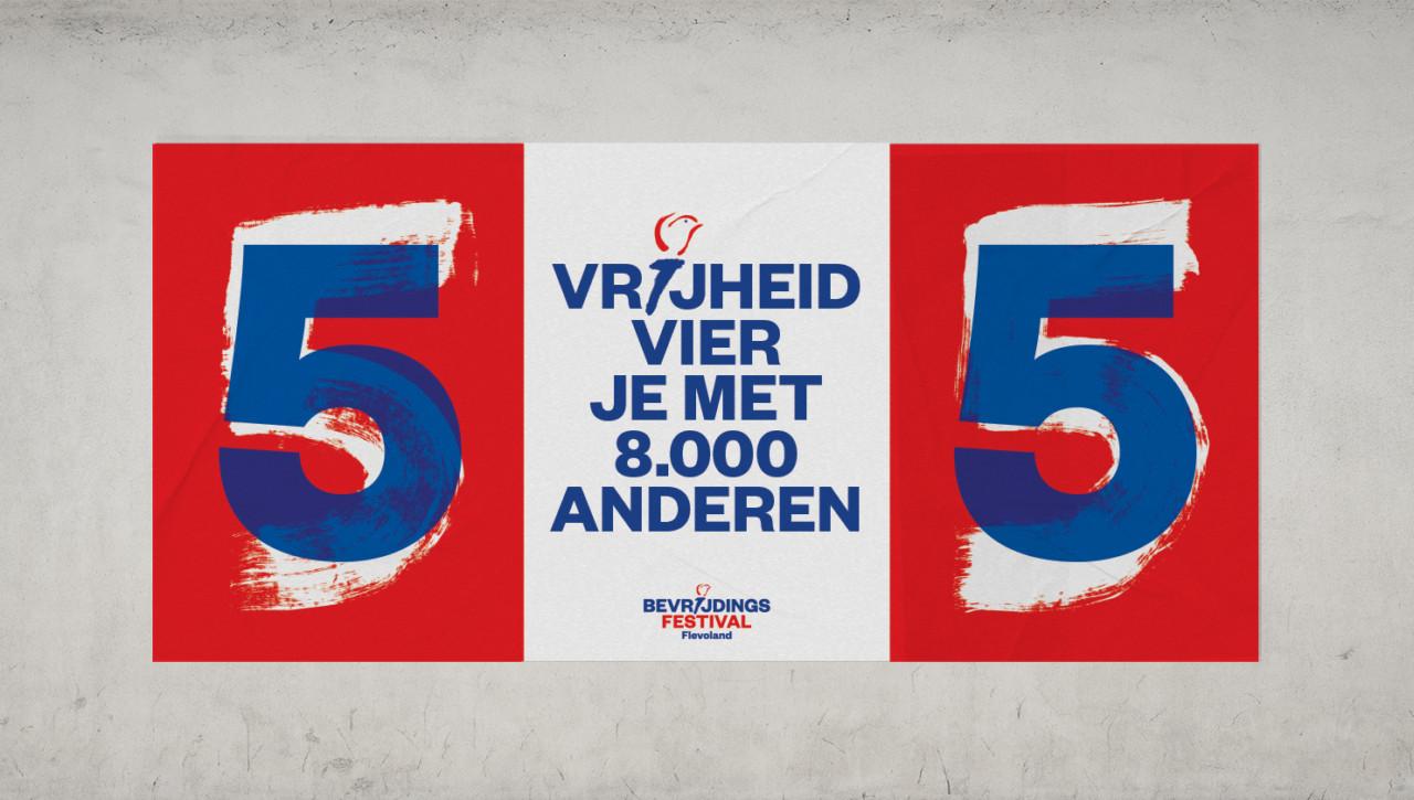 Anna Kiosse Bevrijdingsfestivals Netherlands